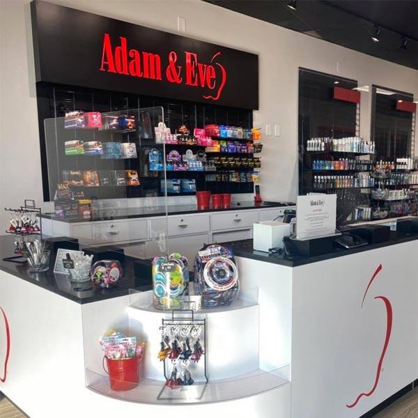 Adam & Eve Arlington | Safe, Clean Shopping Environment
